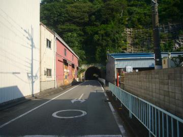 毛見隧道05