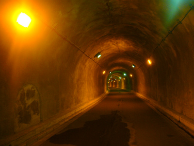毛見隧道10