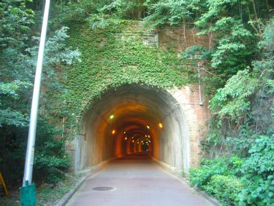 毛見隧道11