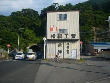 毛見隧道04