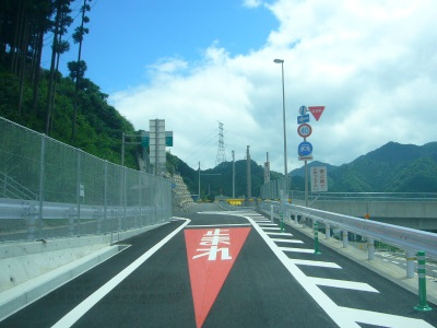 三坂道路51