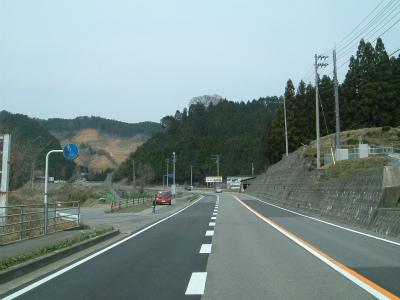三坂道路71