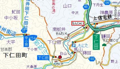 南蛇井地図01