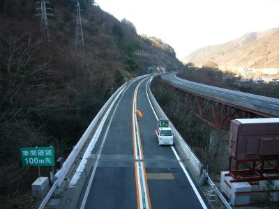 廃線隧道【BLOG版】 中央道・笹子トンネル【仮復旧前】
