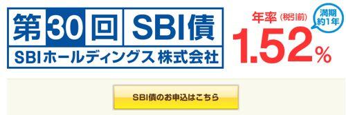 SBI債 案内