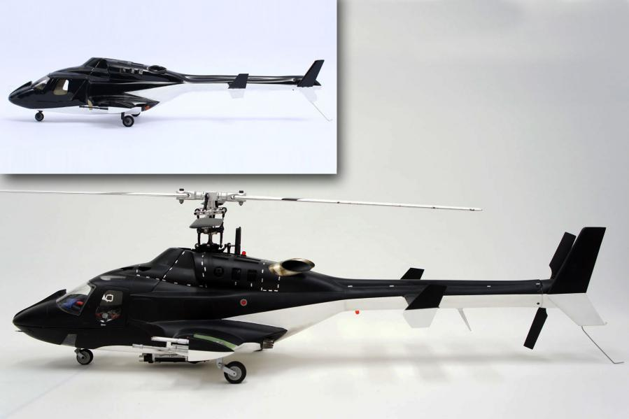 Airwolf450比較1