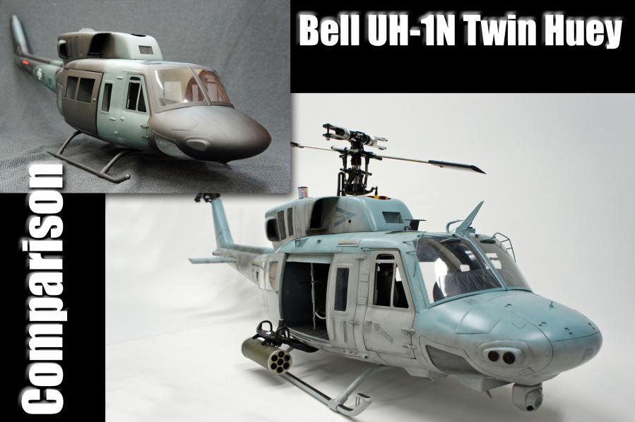 UH-1N比較2