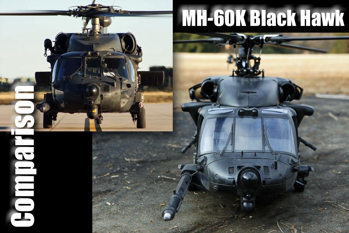 フルカスタムMH-60K-2