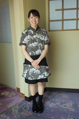 新制服(客室係)