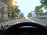ACCORD ドライブ