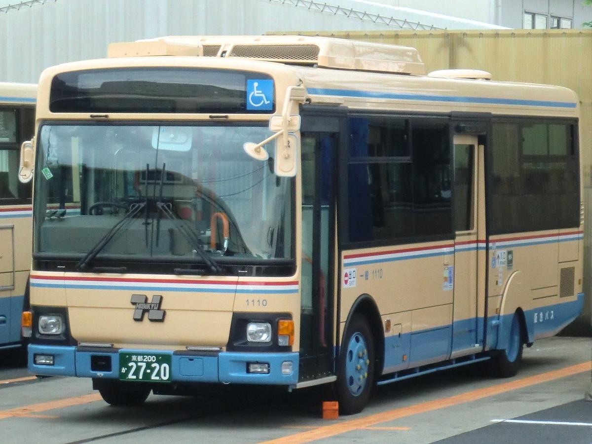 阪急バス向日出張所