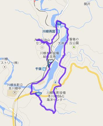JR金谷駅・大井川鉄道