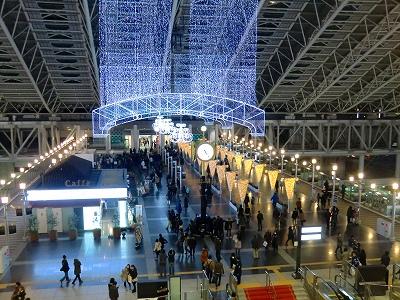 大阪駅イルミ