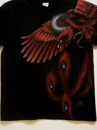 鳳凰 Tシャツ 20121005(1)