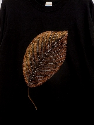 Leaf Tシャツ