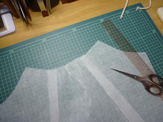 型紙 001