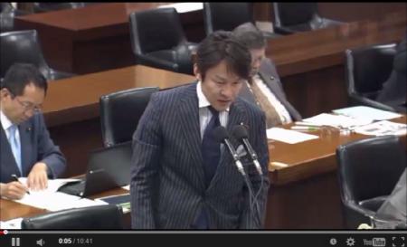 【動画】西田譲氏 次世代の党 「子々孫々まで特別永住の資格を付与していく理由を教えて下さい」 [嫌韓ちゃんねる ~日本の未来のために~