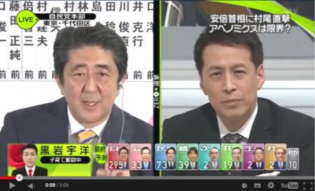 【動画】安倍さんがZERO村尾にブチギレ「村尾さんのようにただ批判しているだけでは~」イヤホン外して完全無視w [嫌韓ちゃんねる ~日本の未来のために~ 記事No1662