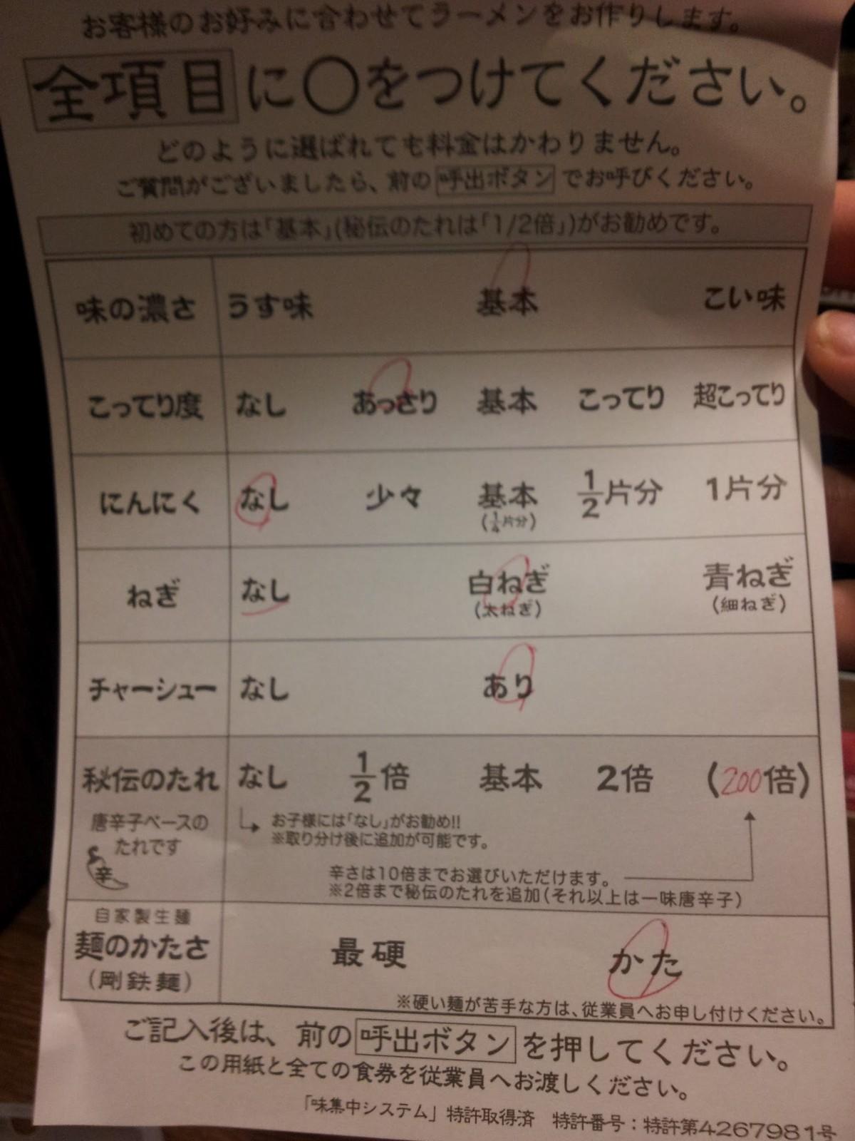 村重杏奈・ラーメン(1)