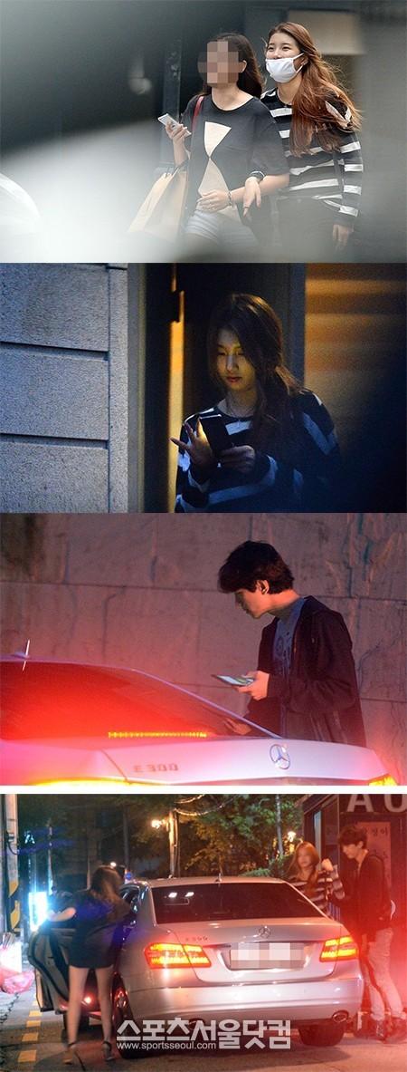 miss A・スジとソンジュンの熱愛画像02