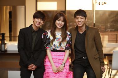 『会いたい』ユ・スンホ、ユン・ウネ、パク・ユチョン