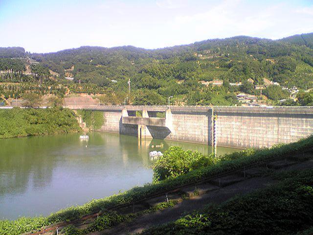 ある町のダム