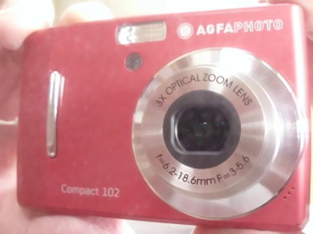 デジタルカメラ・アグファ・コンパクト102