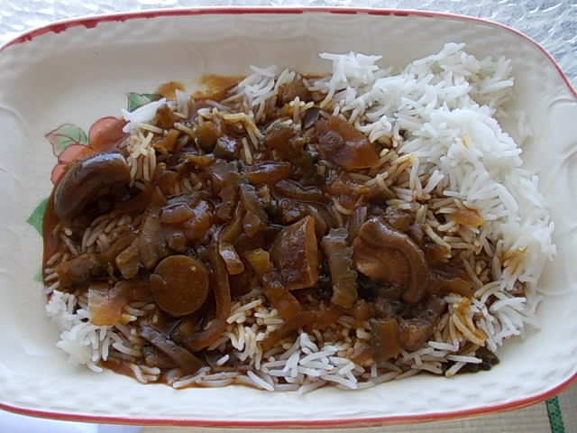 lee curry level 20 and basmati rice 20121001