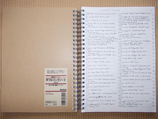 Notebooks 20130703