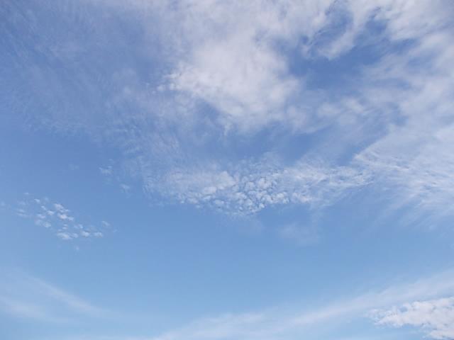 Evening sky 20130702