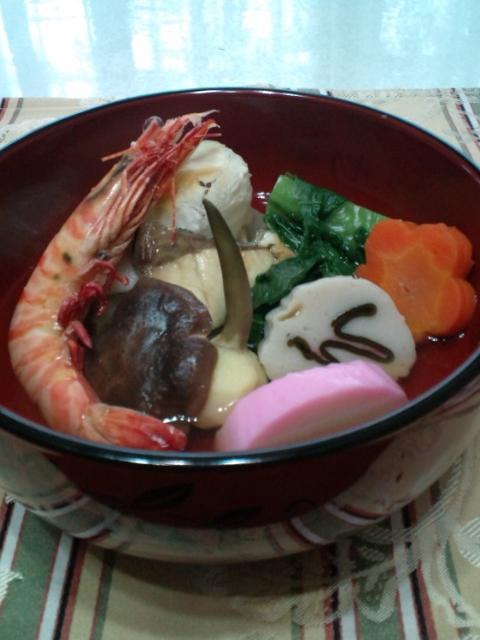 Zouni, Nagasaki style 20130101