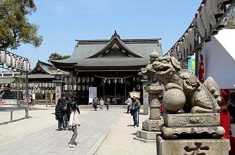 若松恵比寿神社へ♪