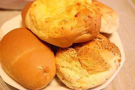 サニーパンやミルクパン♪