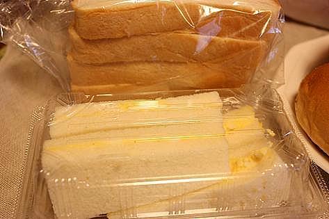 サンドイッチや食パン♪