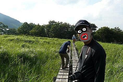 たで原湿原へ♪
