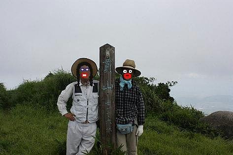 麦わら帽子二人組♪