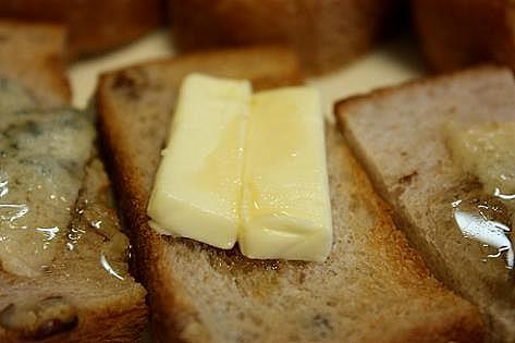 クリームチーズとメープル♪
