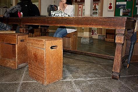 テーブルとイス♪