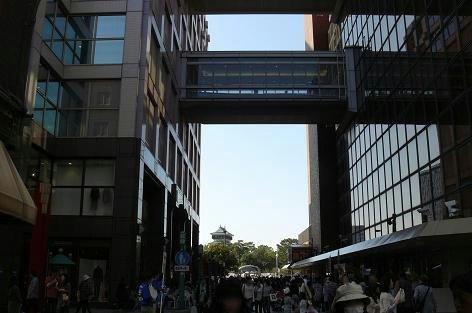 小倉井筒屋界隈♪