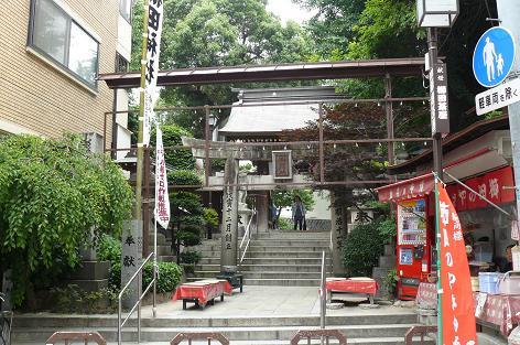 櫛田神社へ♪