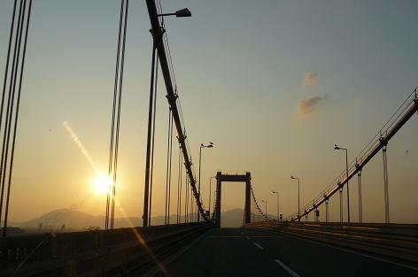 若戸大橋♪