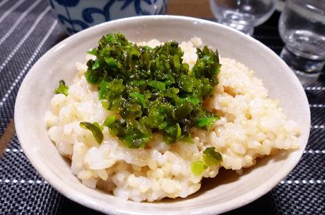玄米ご飯♪