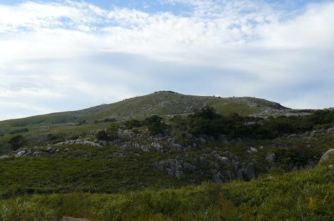 羊群原の大平山♪