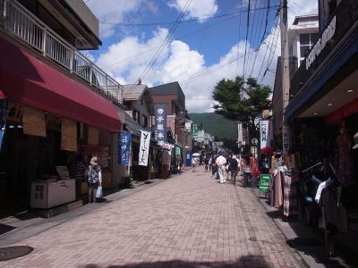 旧軽井沢 日帰り (9)