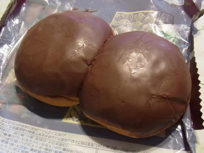 ハワイアンホーストのチョコパン (3)