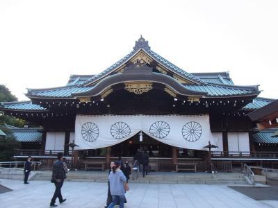 小石川後楽園 靖国神社 (33)