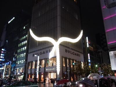 銀座イルミネーション2012 (1)
