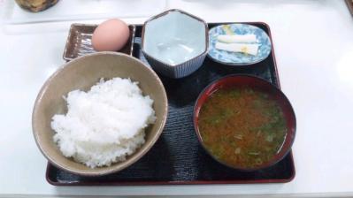 食堂かめっち黄福定食300円