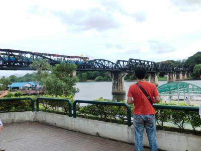 タイ20120630戦場にかける橋カンチャナブリー