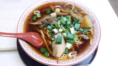 麺屋7.5Hz生野本店中華そば450円
